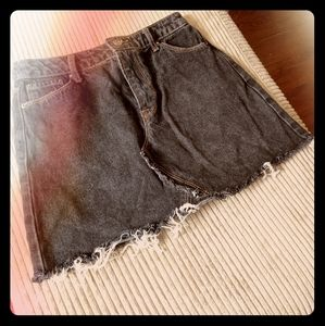 Medium Forever 21 Denim Skirt